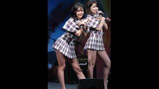 170503 에이오에이(AOA) 혜정 - 심쿵해 (Heart Attack) / 연천 구석기 축제