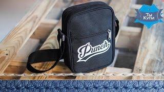 Мужская сумка через плечо PUNCH - Block, Black & White купить в Украине. Обзор