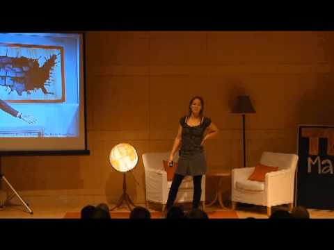 Art from a DIY iron foundry: Alisa Toninato at TEDxMadison