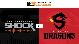 Winners Final | @San Francisco Shock vs @Shanghai Dragons | Grand Finals Weekend | Day 2