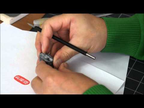 Create a Pseudonym or Art Name Seal for an Chinese Brush Painting Artist in Sweden