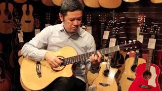 Keystone (西 恵介) Jujube with Cutaway Madagascar Rosewood Demo - Player 古川忠義