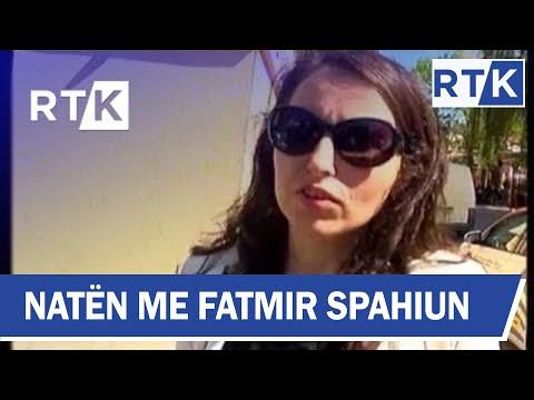 Naten me Fatmir Spahiun -  Donika Kada Bujupi & Dren Abazi 12.04.2016