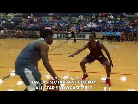 Tarrant County dominates DallasISD 113-98 at the Annual Tarrant/Dallas All-Star Showcase