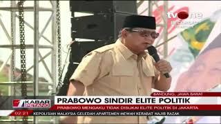 Prabowo Subianto : Emang gue pikirin..