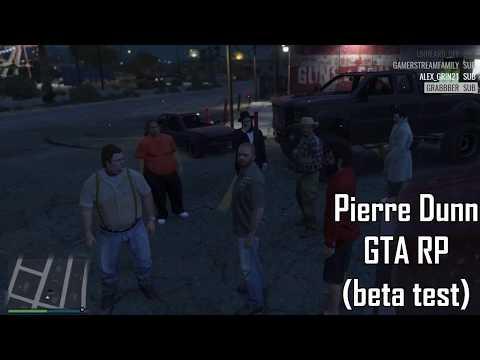 GTA 5 rp, day 2