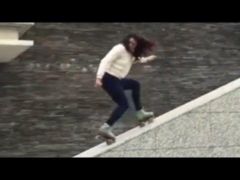 Cityscape Skills: Balance Exercises, Skateboarding & More   Exhibition Awesome