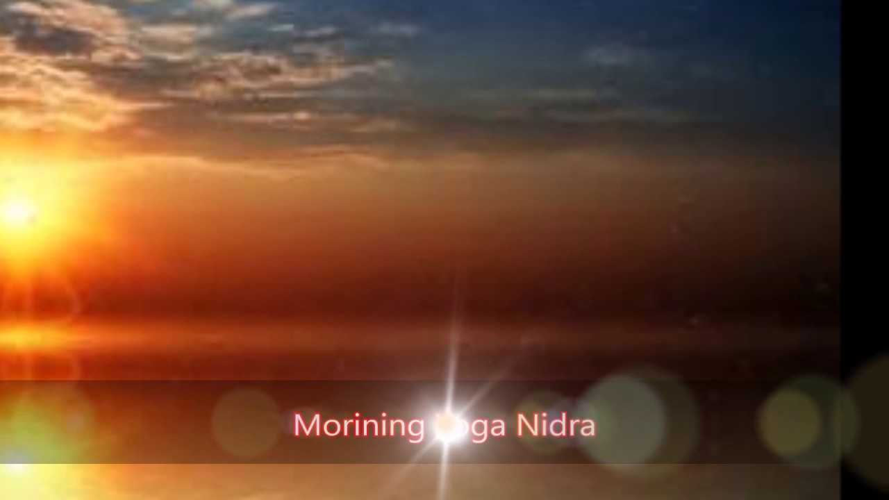 Morning Yoga Nidra Youtube