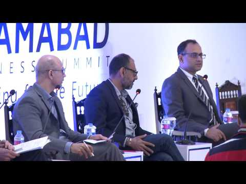 "Dialogue on ""FINANCIAL INCLUSION"" @ LEADERS IN ISLAMABAD"