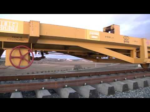 Video de Ferrovial sobre una obra de construcción de la vía del AVE