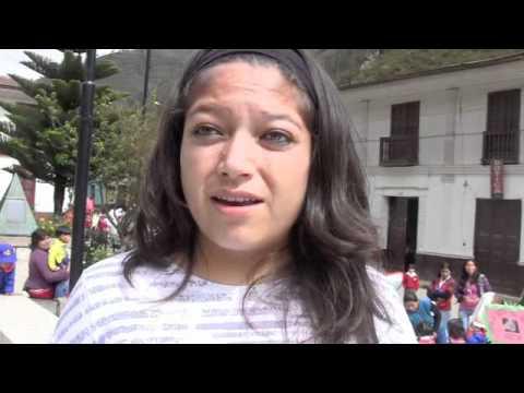 Canada World Youth Interviews - Palca, Peru