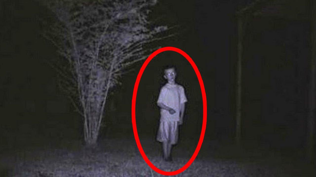 Os 5 Vídeos REAIS de Fantasmas mais Assustadores!!! (CENAS FORTES!!)