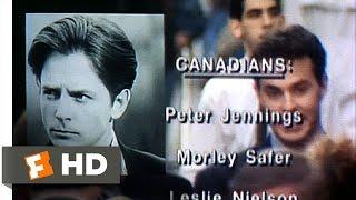 Canadian Bacon (7/12) Movie CLIP - Anti-Canada Propaganda (1995) HD