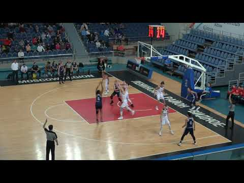 09.01.2020, FIBA Eurocup Women. Sparta&K Moscow Region Vidnoje - BCF Elfic Fribourg Basket