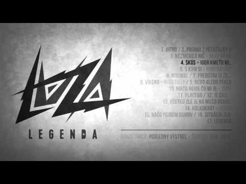 L.U.Z.A. - Skús ft. IGOR KMETO ML.