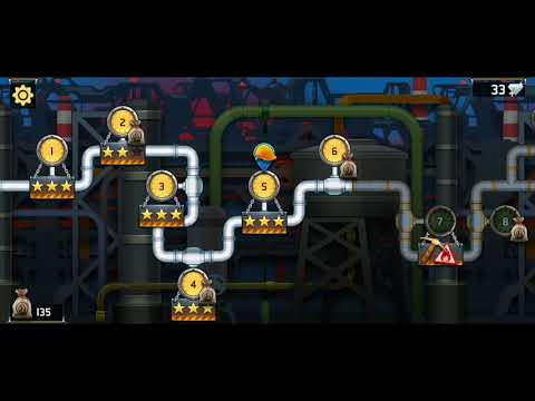 Plumber 3 Level 6,7,8,9,10 WalkThrough | Fazie Gamer
