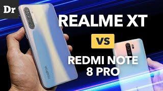 ОБЗОР Realme XT vs Redmi Note 8 Pro