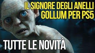 Il Signore degli Anelli Gollum per PS5 e Xbox Series X: tutte le novità
