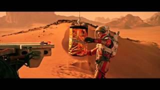 Цитата из фильма Марсианин - про радиацию