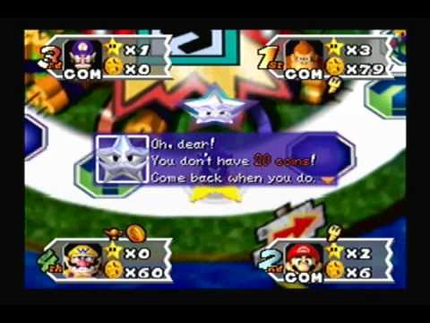 Mario Party 3! - Waluigi Island - Part 5 (Epilogue)
