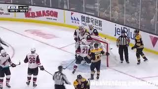 Arizona Coyotes VS. Boston Bruins NHL highlights- December 11th, 2018