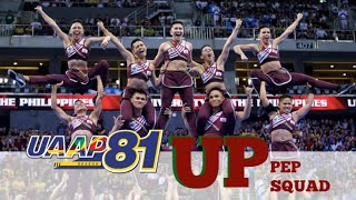 UP Pep Squad - 2018 UAAP Cheerdance Competition