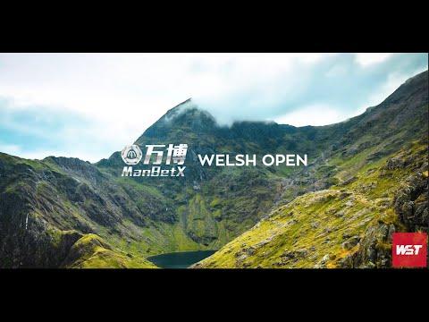 ManBetX Welsh Open  |  10 - 16 February  |  Cardiff Motorpoint Arena