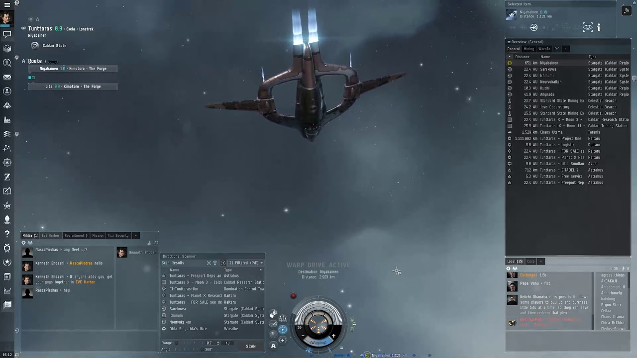 Eve Online New Record Largest Elite Slave Trade Run Ever Performed In Eden
