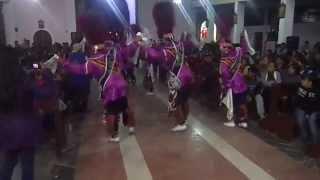 shacshas Hijos de Santa Ana - Huaraz 2015