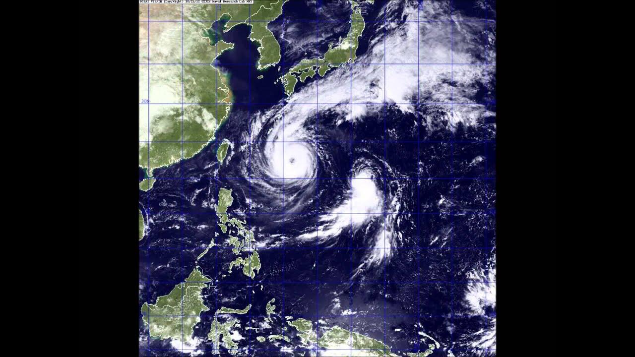 2012 Pacific typhoon season