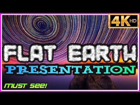 A FLAT EARTH PRESENTATION ⁴ᴷ [WATCH BEFORE IT'S TAKEN DOWN!!!] thumbnail