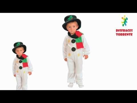 e9f23562c Disfraz Muñeco de Nieve. Disfraces Torrente Tienda Online - YouTube