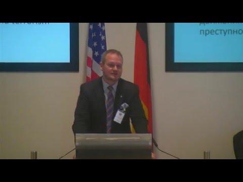 Ministry Adviser Brixskiold Talks Foreign Fighters in Sweden at Terrorism Workshop 18NOV15