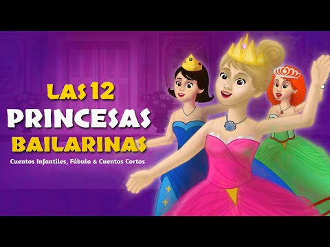 las-12-princesas-bailarinas---la-bella-y-la-bestia---cuentos-infantiles-en-español