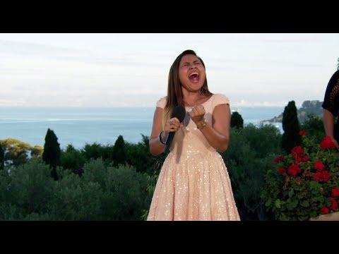 Alisah Bonaobra: Amazing FILIPINO Singer Leaves Sharon SPEECHLESS! The X Factor UK 2017