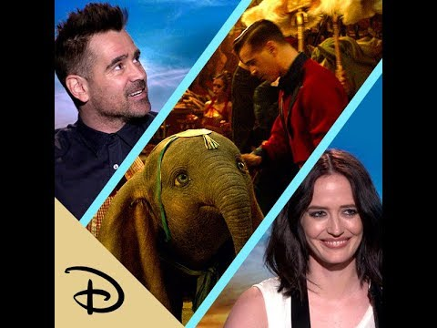 Cast and Crew of Disney's Dumbo Discuss Becoming a Family | Disney