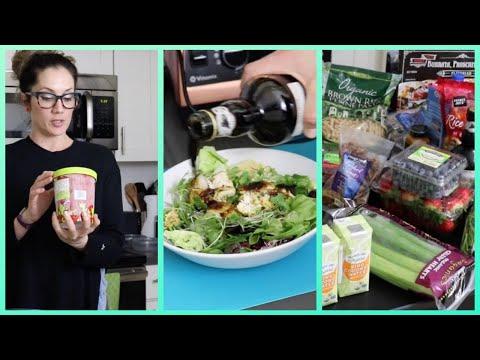 Trader Joes Haul + Chicken Salad Recipe | Acid reflux diet | GERD