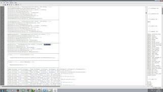 PAWNO | Урок номер 1 - Как поменять название сервера samp в верху