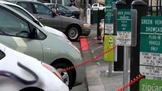 Electric Car Charging | California Academy of Sciences
