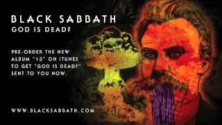 Black Sabbath - God Is Dead lyrics HD
