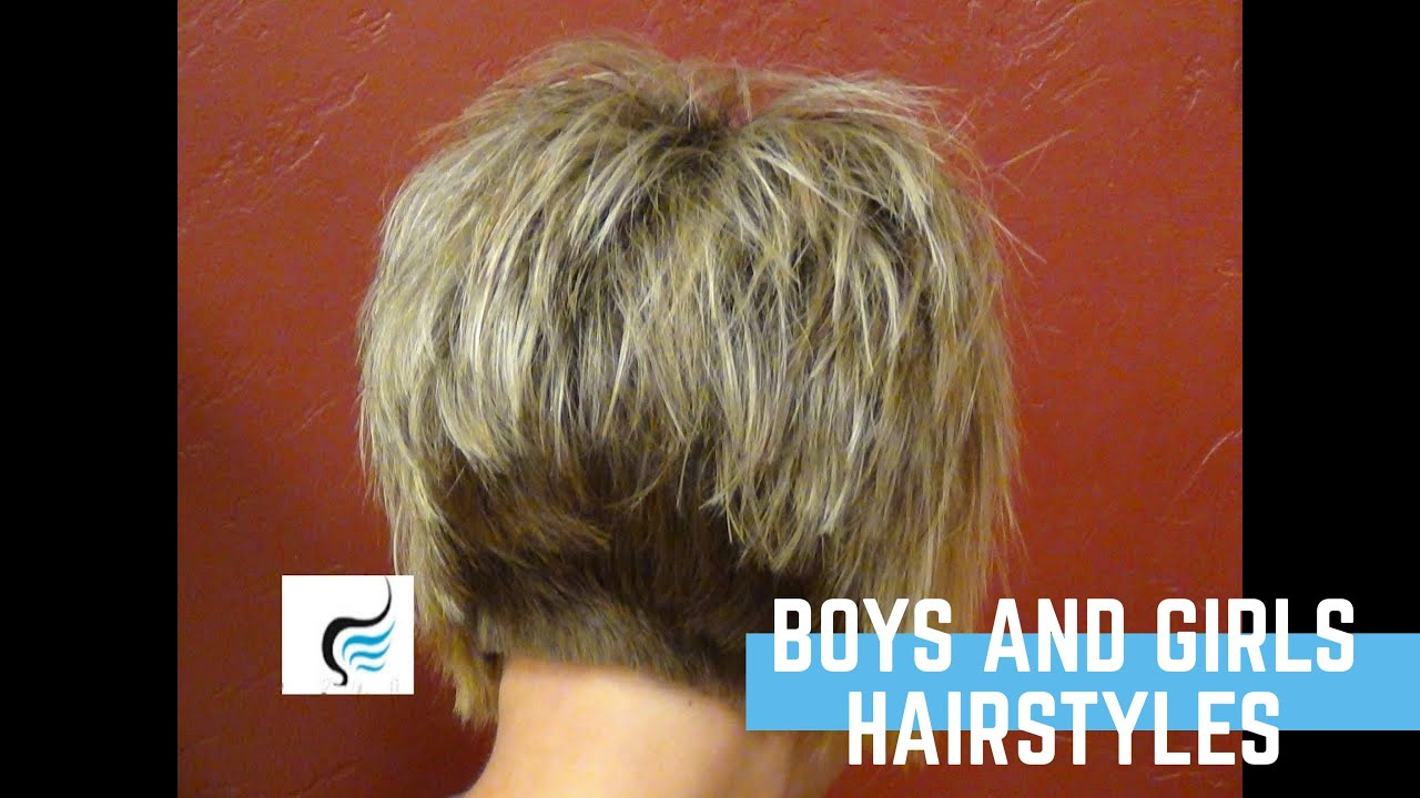 Short Stacked and Short Straight Hairstyles Our Most Liked Haircuts