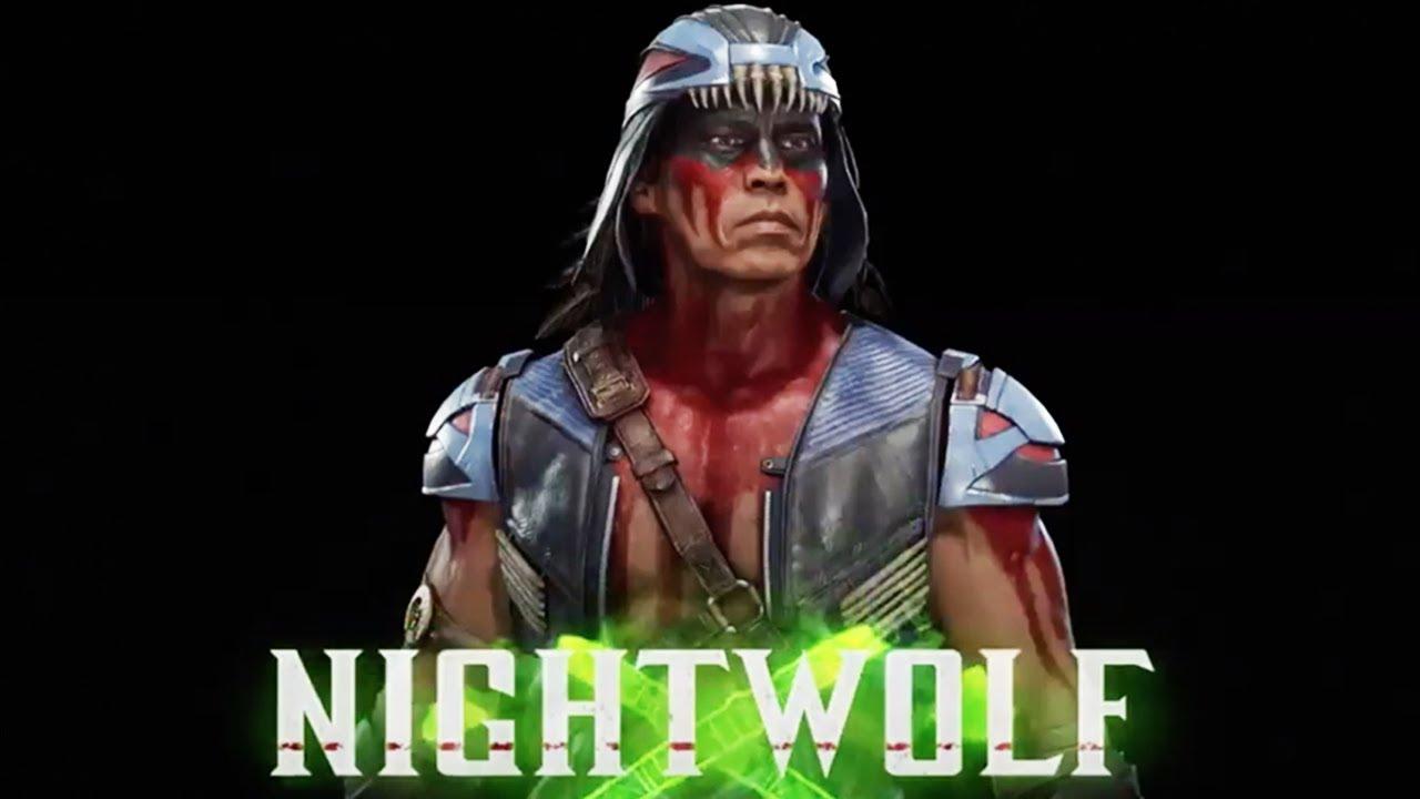 Mortal Kombat 11 | Español Latino | Nightwolf Trailer |