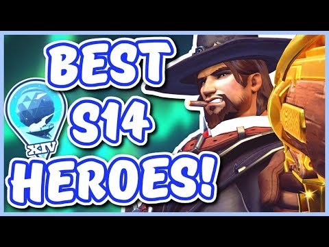 Overwatch - THE BEST HEROES FOR SEASON 14