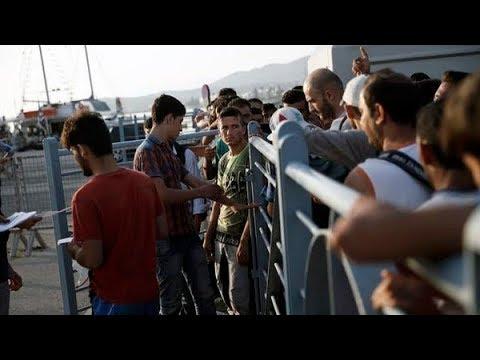 اتصال هاتفي حول الموضوع | منظمة العمل الدولية تطالب بالعدالة الإجتماعية للمهاجرين  - نشر قبل 13 ساعة