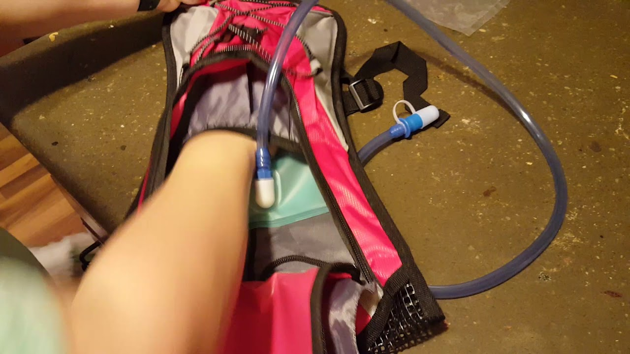 ecbb398a74 Nice hydration pack from kuyou - YouTube