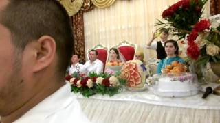 Танцы на дагестанской свадьбе
