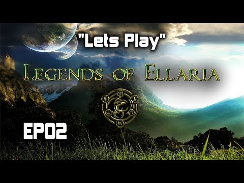 Lets Play | Legends of Ellaria | EP02
