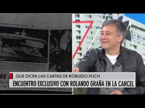 ROLANDO GRAÑA EL ELEGIDO DE ROBLEDO PUCH EN CODIGO PENAL