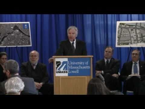 UMass Lowell University Crossing Announcement - Ch...