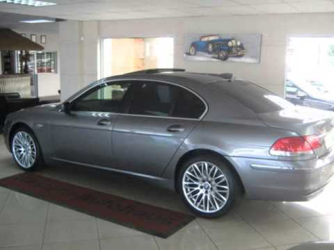 2009 BMW 7 SERIES 730d EXT INDIVIDUAL Auto For Sale On Auto Trader ...